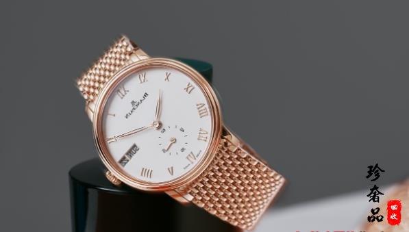 济南二手腕表回收折损一般多少钱
