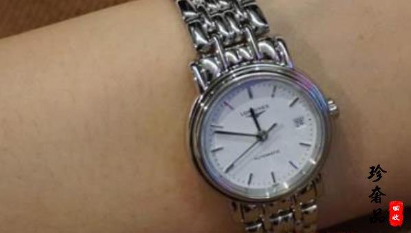 济南浪琴优雅系列手表哪里可以回收