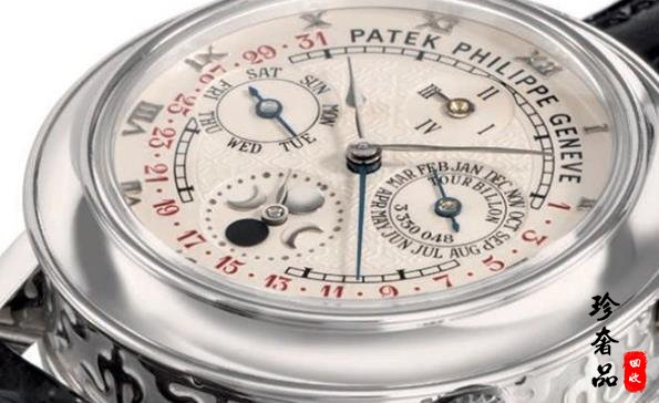 二手百达翡丽手表还有收藏价值吗