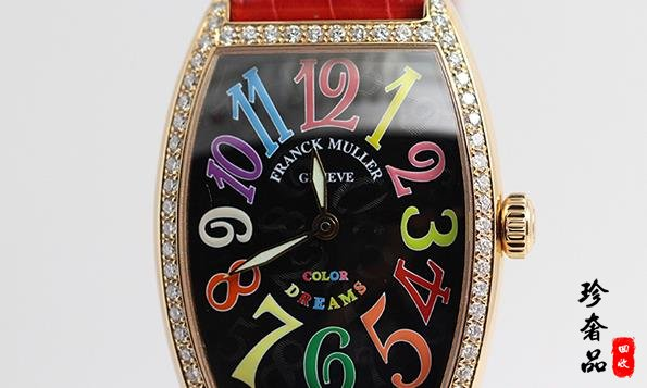 济南二手法穆兰手表哪里回收价格更靠谱