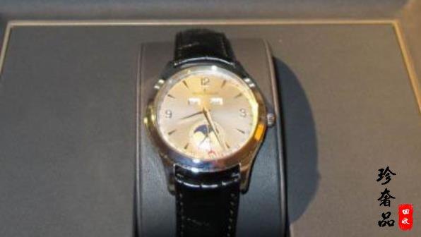 济南二手积家大师系列手表回收多少钱?