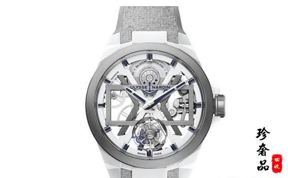 三十万的雅典镂空陀飞轮陶瓷腕表推荐