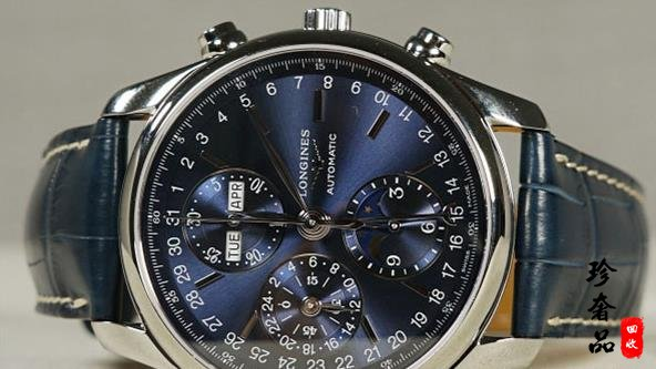 济南哪里可以高价回收浪琴名匠系列月相手表