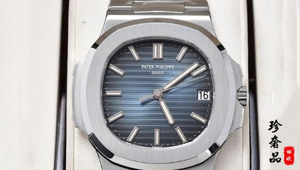 济南二手百达翡丽鹦鹉螺手表回收行情多少钱
