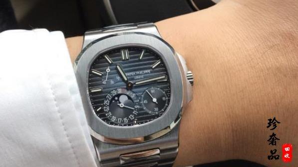 爱彼皇家橡树和百达翡丽鹦鹉螺哪个手表回收价格高