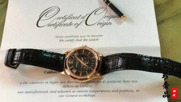 济南二手的百达翡丽手表回收能有多少钱