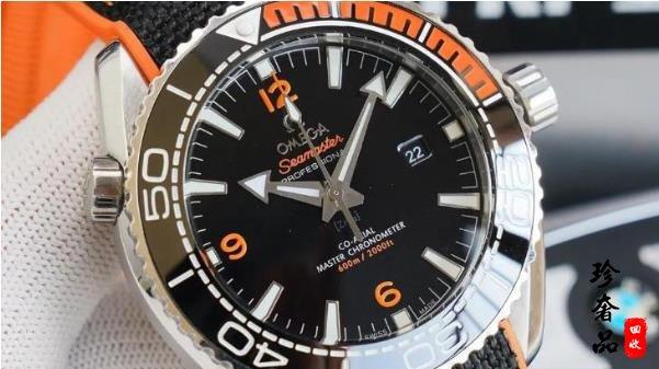 济南欧米茄海马男士手表回收价格怎么样