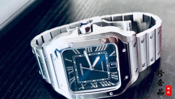 济南二手卡地亚山度士手表是否值得购买