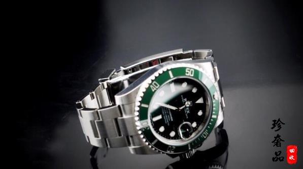 济南二手劳力士绿水鬼手表回收价格一般是多少钱