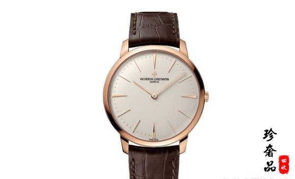 十五万买的江诗丹顿传承系列手表二手回收价格如何