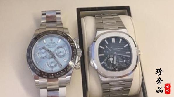 济南二手闲置的百达翡丽手表回收能卖多少钱
