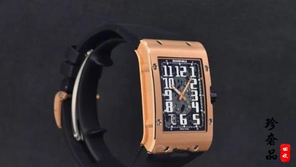 里查德米尔RM016方形腕表推荐