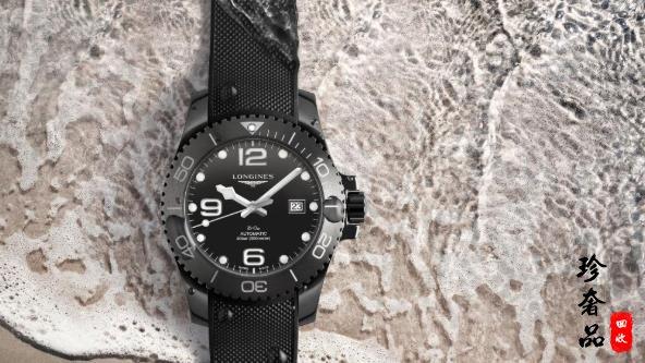 济南浪琴康卡斯潜水系列陶瓷腕表回收价格怎么样