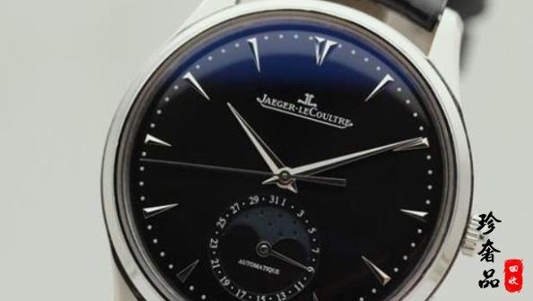 济南积家大师月相手表回收价格是否保值