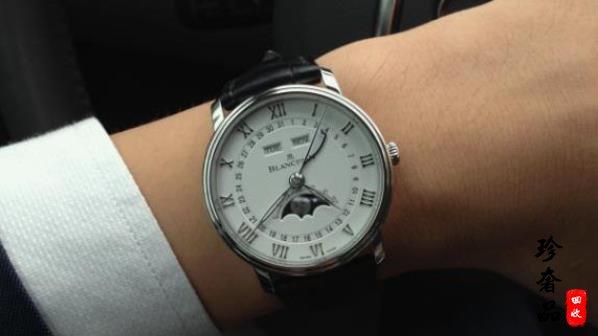 济南哪里有回收二手宝珀6654手表的正规店