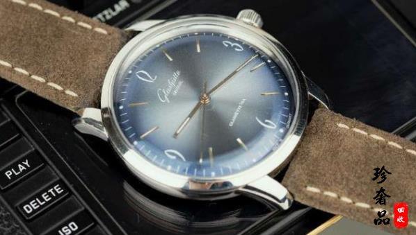 济南二手格拉苏蒂原创手表哪里回收