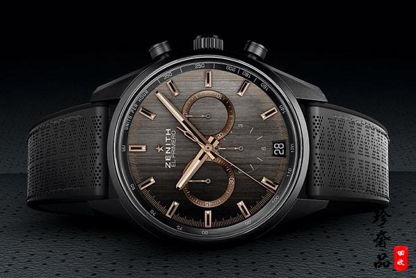 济南哪里能回收二手真力时特别版手表