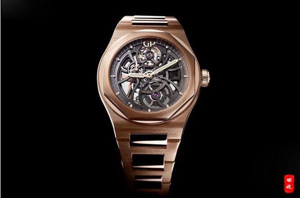 济南芝柏小三针手表回收价格能有多少钱