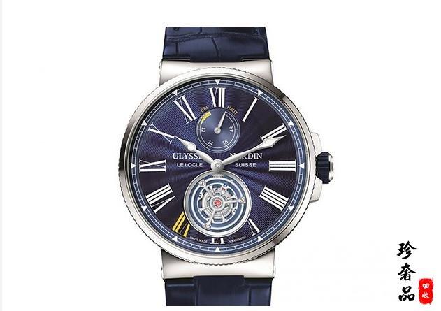 济南二手雅典航海陀飞轮手表回收价格如何