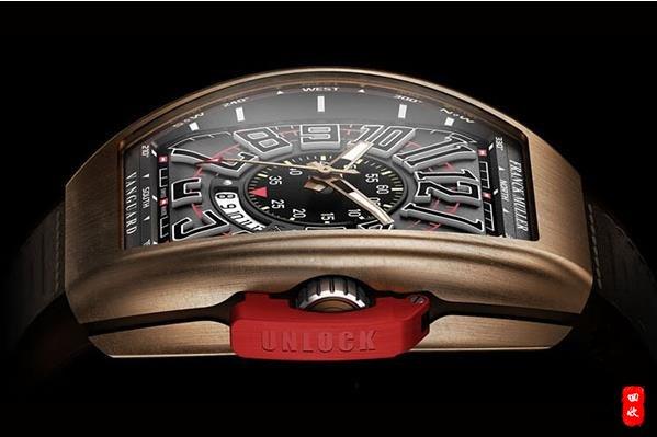 济南哪里能回收二手法兰克穆勒手表