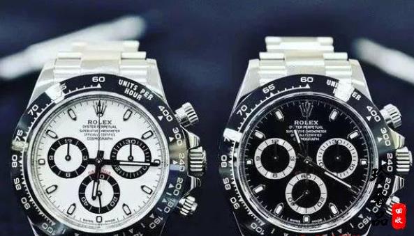 二手劳力士水鬼和迪通拿手表哪个更好