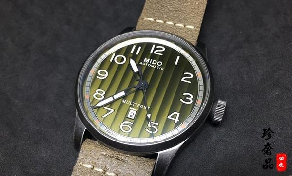 济南美度先锋系列复刻手表回收价格如何