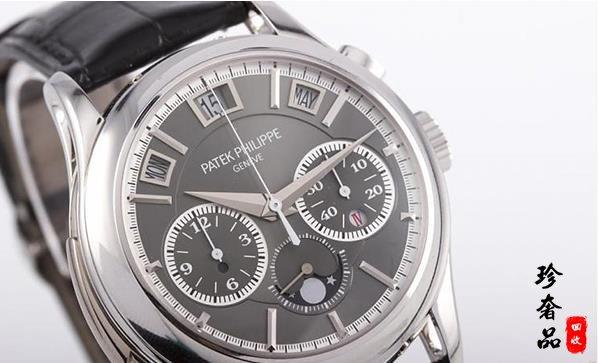 济南百达翡丽铂金版Ref.5208P手表回收价格如何
