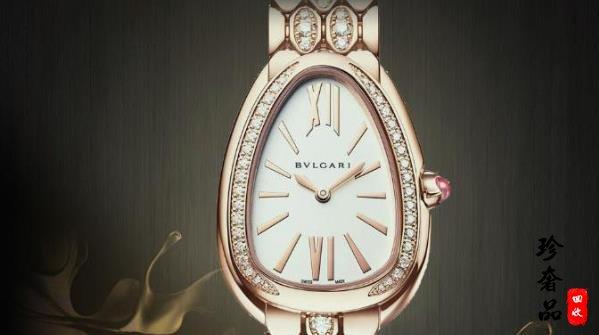 济南哪里有人回收二手宝格丽手表