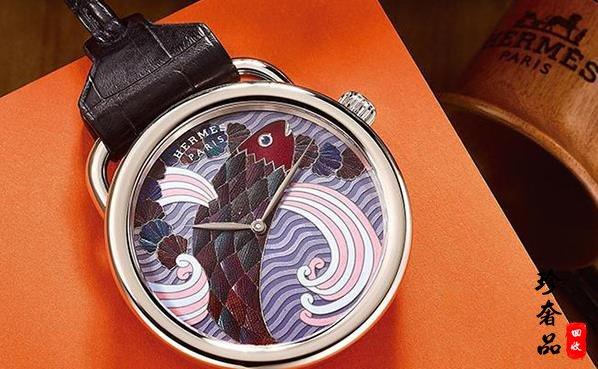 济南爱马仕新款手表回收价格能有多少钱