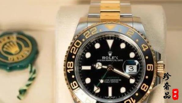 济南十万买的劳力士手表哪里可以回收