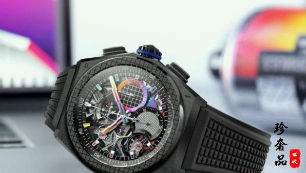 济南二手真力时手表回收价格是多少钱