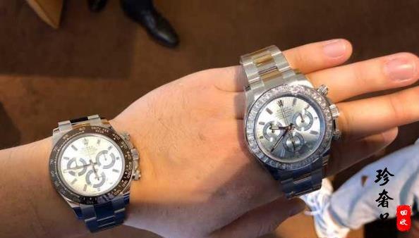 二手劳力士冰蓝迪手表怎么样