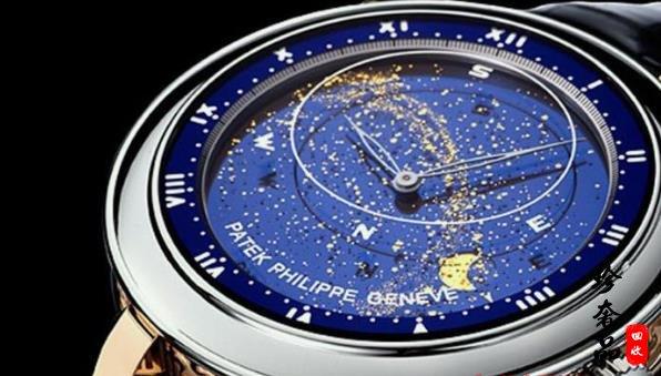 二百万买的百达翡丽星空腕表回收价格