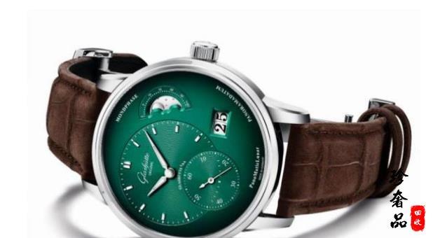济南格拉苏蒂原创偏心系列腕表回收价格怎么样