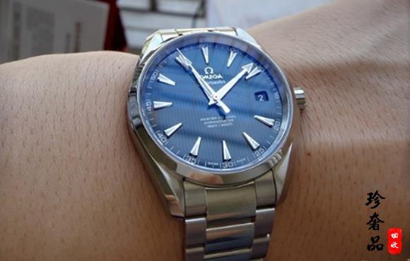 济南欧米茄海马系列手表回收价格有多少钱