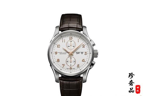 济南汉米尔顿海军系列手表哪里可以回收