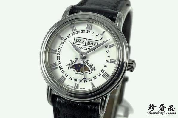 宝珀blancpain手表一般多少钱回收