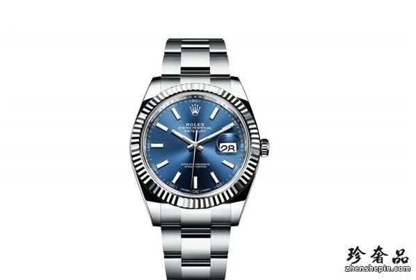 二手劳力士126334日志型系列手表回收可以卖多少钱
