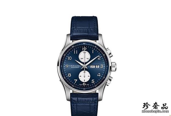 二手汉密尔顿蓝调款手表回收价格