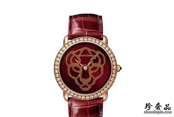 卡地亚新款美洲豹手表介绍