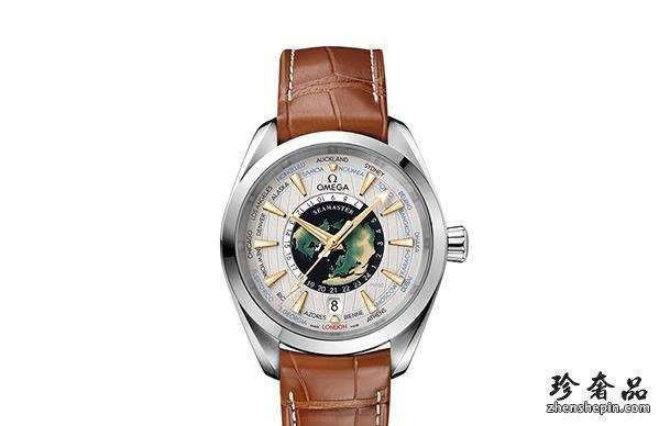 欧米茄首款世界时区手表介绍