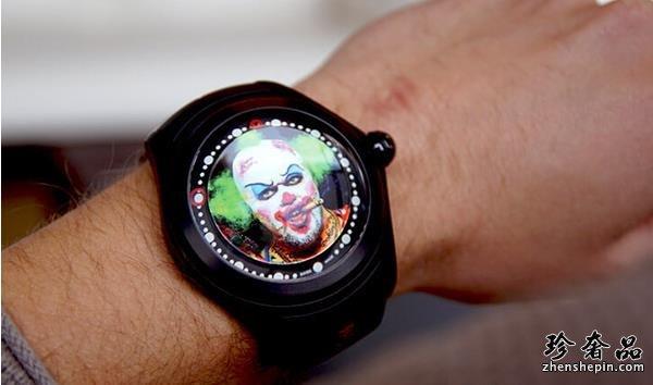 二手昆仑新款Bubble Clown小丑手表推荐