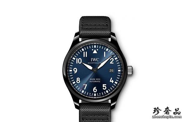 万国新款马克十八飞行员特别版手表介绍