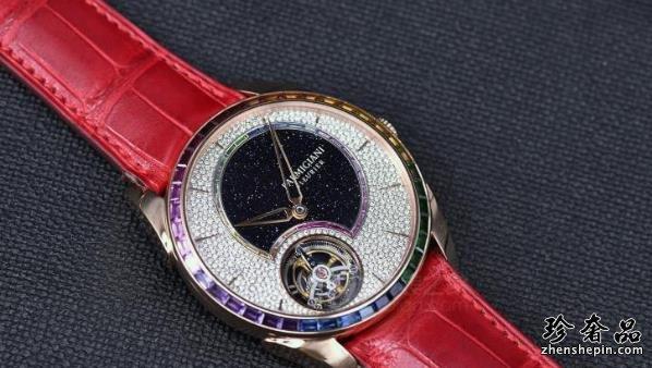 济南哪里回收帕玛强尼陀飞轮手表价格高