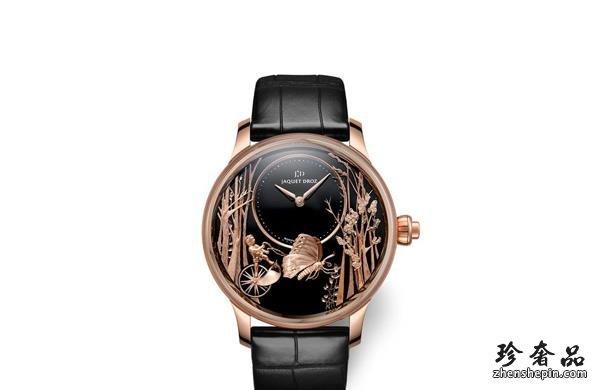 济南哪里的手表回收店可以买二手雅克德罗腕表