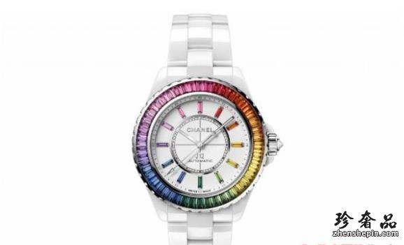 济南香奈儿j12手表回收价格有多少钱