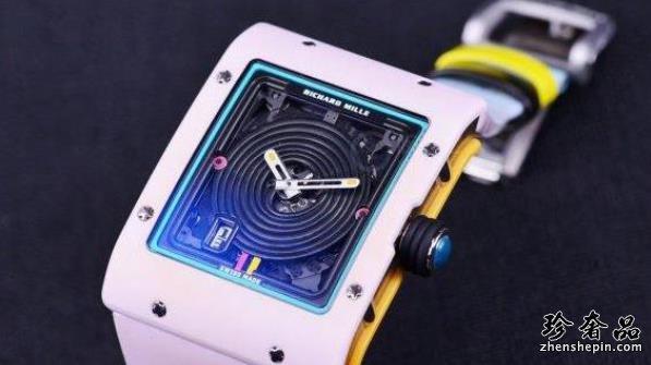 济南二手的理查德米尔RM16-01腕表回收价格